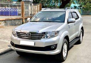 Cần bán Toyota Fortuner V đời 2013, màu bạc, giá chỉ 560 triệu giá 560 triệu tại Tp.HCM