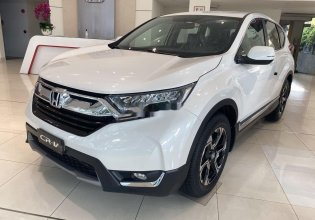 Bán Honda CR V sản xuất 2020, màu trắng, nhập khẩu nguyên chiếc, giá tốt giá 983 triệu tại Hậu Giang