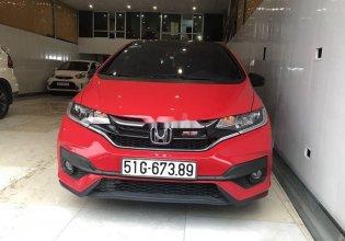 Bán xe Honda Jazz đời 2018, màu đỏ, nhập khẩu Thái Lan  giá 550 triệu tại Hà Nội