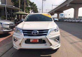 Bán xe Toyota Fortuner 2.7V đời 2017, màu trắng, nhập khẩu nguyên chiếc, giá chỉ 990 triệu giá 990 triệu tại Tp.HCM