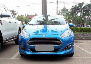 Bán Ford Fiesta 2015, màu xanh lam, chính chủ  giá 346 triệu tại Tp.HCM