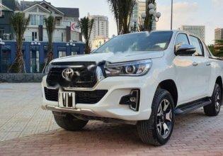 Bán Toyota Hilux 2.8G 4x4 AT đời 2018, màu trắng, nhập khẩu  giá 805 triệu tại Hà Nội
