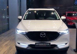 Bán Mazda CX 5 đời 2020, màu trắng giá 844 triệu tại Đà Nẵng