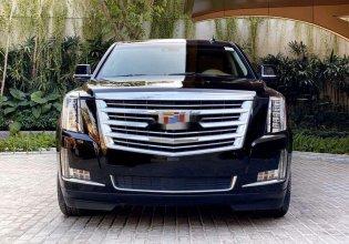 Bán Cadillac Escalade sản xuất 2016, nhập khẩu nguyên chiếc giá 5 tỷ 850 tr tại Hà Nội