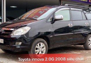 Bán Toyota Innova sản xuất 2008, xe còn mới giá 318 triệu tại Hà Nội