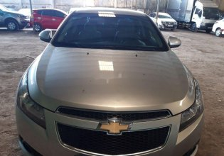Bán Chevrolet Cruze sản xuất năm 2013, màu bạc, giá tốt giá 330 triệu tại Tp.HCM