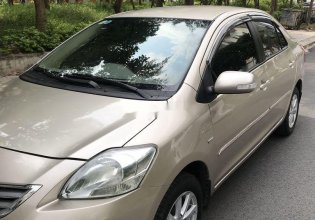 Bán xe Toyota Vios đời 2014, màu vàng cát giá 298 triệu tại Hà Nội