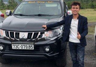 Bán Mitsubishi Triton sản xuất 2017, xe nhập giá 465 triệu tại Quảng Bình