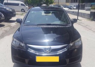 Bán Honda Civic đời 2009, màu đen số sàn giá 285 triệu tại Hà Nội