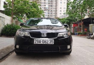 Cần bán lại xe Kia Cerato 2010, màu đen, nhập khẩu Hàn Quốc chính chủ giá 345 triệu tại Hà Nội