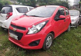 Cần bán Chevrolet Spark đời 2017, màu đỏ, giá chỉ 190 triệu giá 190 triệu tại Hà Nội