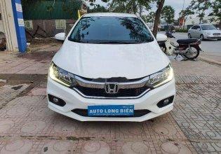 Bán ô tô Honda City năm 2018, màu trắng, 500 triệu giá 500 triệu tại Hà Nội