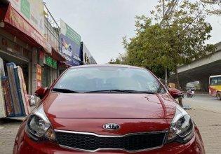 Bán ô tô Kia Rio đời 2016, màu đỏ, nhập khẩu nguyên chiếc số tự động giá 440 triệu tại Hà Nội
