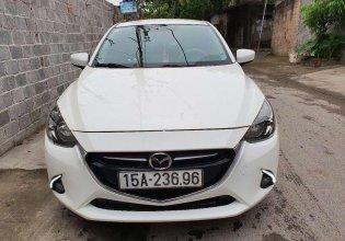 Bán Mazda 2 đời 2016, màu trắng, số tự động, giá tốt giá 425 triệu tại Hải Phòng