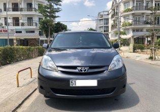 Cần bán lại xe Toyota Sienna 2007, màu xám, giá chỉ 477 triệu giá 477 triệu tại Tp.HCM