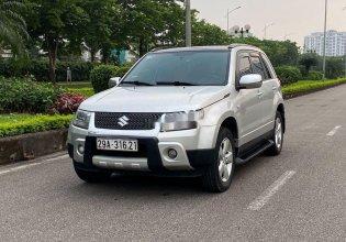 Cần bán Suzuki Vitara 2011, màu bạc, xe nhập giá 385 triệu tại Hà Nội