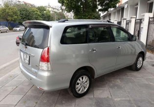Bán Toyota Innova 2.0G năm 2010, màu bạc chính chủ giá 325 triệu tại Hà Nội