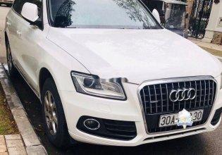 Bán xe Audi Q5 đời 2014, màu trắng, nhập khẩu   giá 1 tỷ 120 tr tại Hà Nội