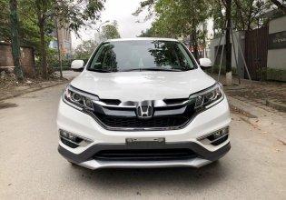 Bán Honda CR V 2.4TG năm 2016, màu trắng, giá 855tr giá 855 triệu tại Hà Nội