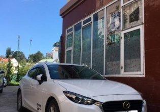 Cần bán xe Mazda 3 năm sản xuất 2017, màu trắng, giá chỉ 600 triệu giá 600 triệu tại Lâm Đồng