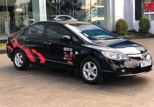 Bán Honda Civic 2011, màu đen, xe gia đình  giá 355 triệu tại Gia Lai