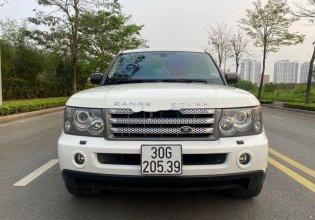 Cần bán LandRover Range Rover năm sản xuất 2008, màu trắng, xe nhập, giá chỉ 990 triệu giá 990 triệu tại Hà Nội