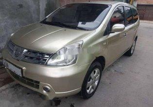 Cần bán xe Nissan Grand livina đời 2011 giá cạnh tranh giá 215 triệu tại Hà Nội