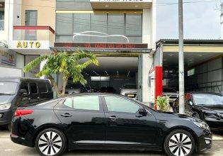 Bán ô tô Kia Optima K5 đời 2013, màu đen, nhập khẩu nguyên chiếc giá 595 triệu tại Tp.HCM
