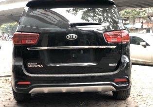 Bán Kia Sedona Luxury đời 2019, màu đen số tự động giá 1 tỷ 29 tr tại Hà Nội