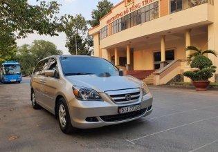 Cần bán lại xe Honda Odyssey sản xuất năm 2007, nhập khẩu nguyên chiếc xe gia đình giá 415 triệu tại Tp.HCM