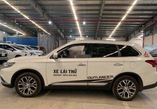 Bán xe Mitsubishi Outlander đời 2018, màu trắng giá 880 triệu tại Quảng Nam