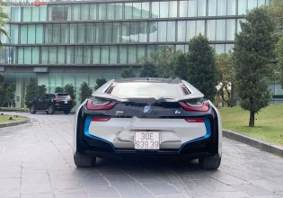 Bán BMW i8 2014, màu trắng, nhập khẩu  giá 4 tỷ 350 tr tại Hà Nội