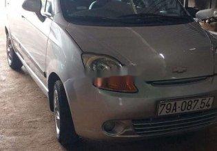 Bán Chevrolet Spark sản xuất 2009, màu bạc, xe nhập   giá 95 triệu tại Đắk Lắk