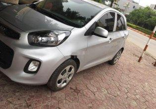 Cần bán lại xe Kia Morning sản xuất 2015, màu bạc giá 211 triệu tại Thanh Hóa