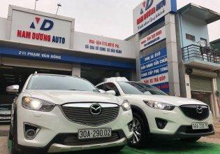 Bán Mazda CX 5 năm sản xuất 2013, màu trắng chính chủ giá 625 triệu tại Hà Nội