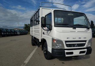 [ Fuso Canter 6.5 ] xe tải Mitsubishi Fuso Canter 6,5 tải trọng 3 tấn 4 giá 667 triệu tại Hà Nội