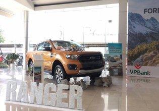 Gía sốc sẵn xe giao ngay Ford Ranger Wildtrak bi-turbo 2020 giá 848 triệu tại Hà Nội
