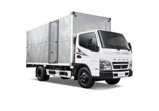 Xe tải Fuso Canter giá ưu đãi , hỗ trợ trả góp lãi suất thấp  giá 572 triệu tại Bình Dương