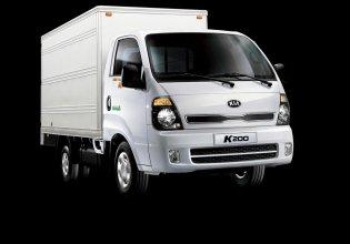 Xe tải Kia K200 giá ưu đãi, hỗ trợ trả góp lãi suất thấp giá 335 triệu tại Bình Dương