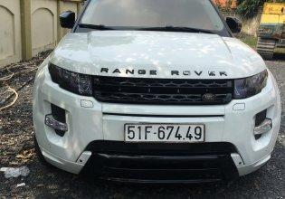 Bán xe Evoque Dynamic 2013 màu trắng  giá 1 tỷ 250 tr tại Tp.HCM