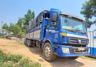 Bán xe tải 3 chân AUMAN tải 14,4 tấn thùng dài 9,7m có chiều cao 4m giá 525 triệu tại Hải Phòng