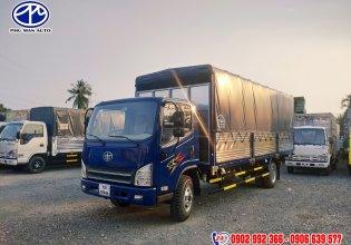 Bán trả góp xe tải FAW 7 tấn 3 thùng bạt - Mua xe tải 7 tấn ga cơ máy Hyundai giá Giá thỏa thuận tại Bình Dương