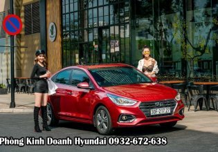 Bán Hyundai Accent đời 2020, màu trắng giá 490 triệu tại Tp.HCM