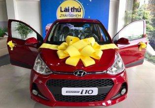 Cần bán Hyundai i10 1.2AT đời 2020, màu bạc, 390tr giá 390 triệu tại Tp.HCM