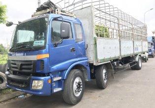 Bán xe tải 2 dí Auman, thùng dài 9,7m cao 4m tải 9 tấn giá 335 triệu tại Hải Dương
