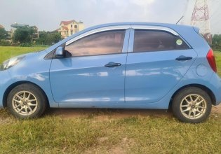 Bán ô tô Kia Morning đời 2015, màu xanh lam, xe nhập, xe gia đình giá 270 triệu tại Hà Nội
