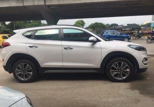 Bán Hyundai Tucson 2015, màu trắng, 868tr, xe đẹp giá 868 triệu tại Hà Nội