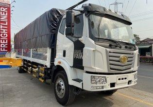 Xe tải Faw 8 tấn thùng dài 9m7 chuyên chở pallet giá 850 triệu tại Tp.HCM