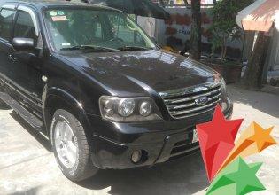 Xe Ford Escape đời 2008, màu đen giá 295 triệu tại Hà Nội