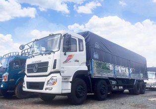 Xe tải Dongfeng Hoàng Huy 4 chân tải 17 tấn 99 giá 1 tỷ 380 tr tại Tp.HCM